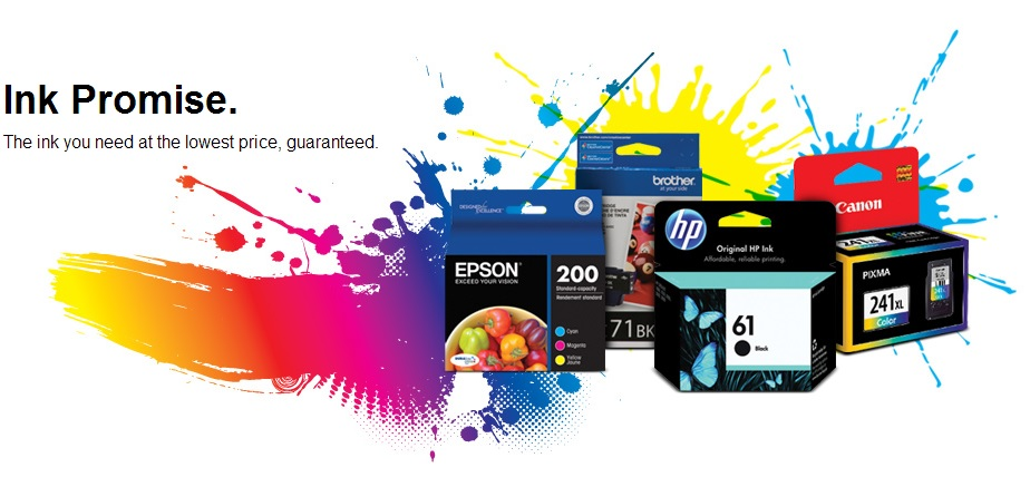 Lowest Price on Ink and Toner